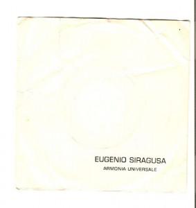 Cpoertina Disco Eugenio