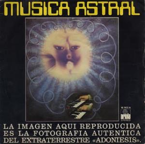 musica terapeutica astrale copertina