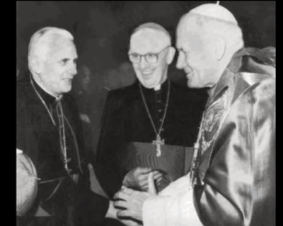 I tre papi profetizzati a garabandal