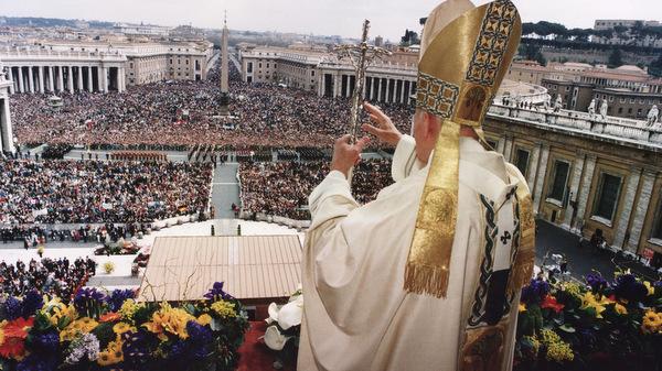 Urbi et Orbi Giovanni Paolo II