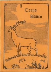 Cervo Bianco copertina