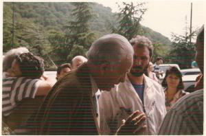 Foto Eugenio con filippo nicolosi