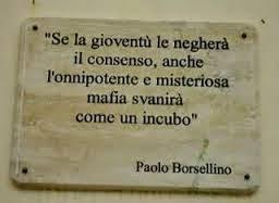 Frase di Paolo Borsellino sulla Gioventù