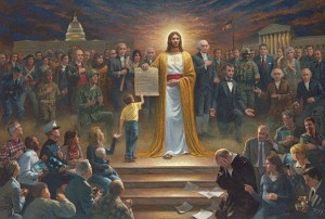Gesù che giudica