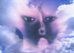 Adoniesis nelle nuvole