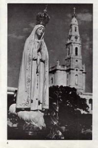 FATIMA ALTAR DEL MUNDO-PABLO VI-.04-.MIRIAM.1967