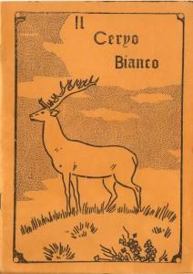 IL cervo bianco copertina