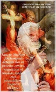 Lucifero e le dimissioni del papa