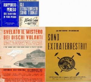 Alberto Perego copertine dei suoi libri