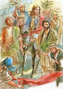 Gesù a Gerusalemme